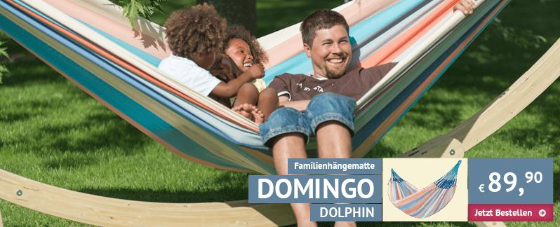 Familienhängematte Domingo
