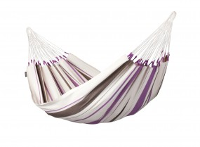 Single-Hängematte CARIBEÑA purple