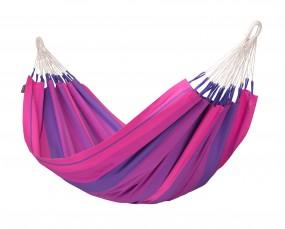 Single-Hängematte ORQUIDEA - purple