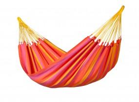 wetterfeste Single-Hängematte SONRISA mandarine
