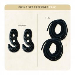 Befestigungsset für Hängematten TREE ROPE
