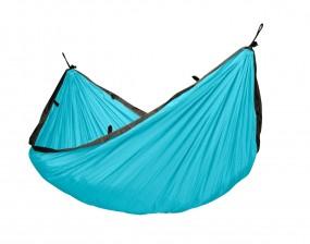 Single-Reisehängematte COLIBRI turquoise