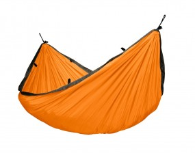 Single-Reisehängematte COLIBRI orange