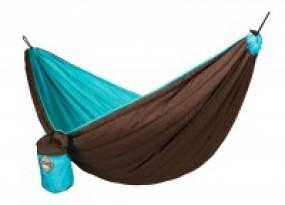 Gepolsterte Reisehängematte COLIBRI turquoise