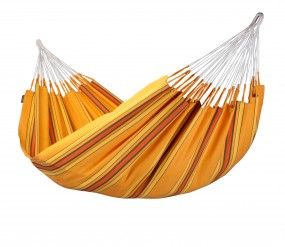 Doppel-Hängematte CURRAMBERA apricot