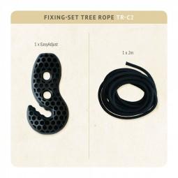 Befestigungsset für Hängestühle TREE ROPE